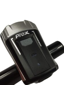 Zestaw lampek rowerowych firmyPROX, URSA SET